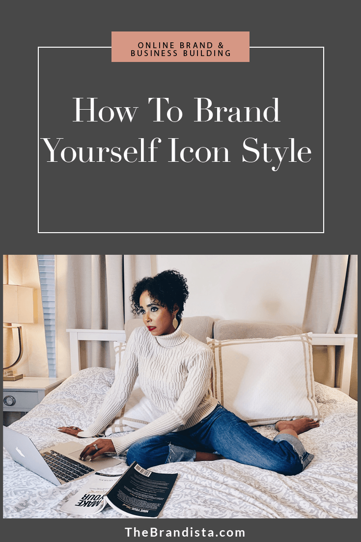How To Brand Yourself Icon Style